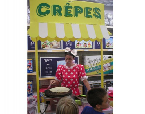 Carretto Crepes